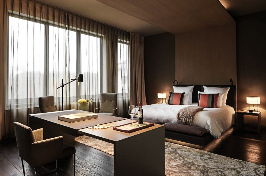 stunning boutique hotel bedroom | 11 Beautiful Boutique Hotels To Stay In Berlin | Hotel ...
