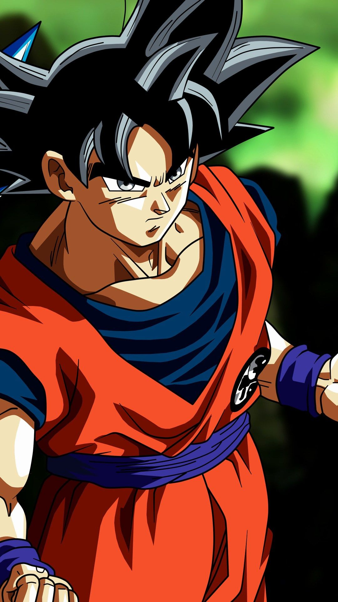 Goku Live Wallpaper Iphone 165517 Dragon Ball Wallpaper Iphone