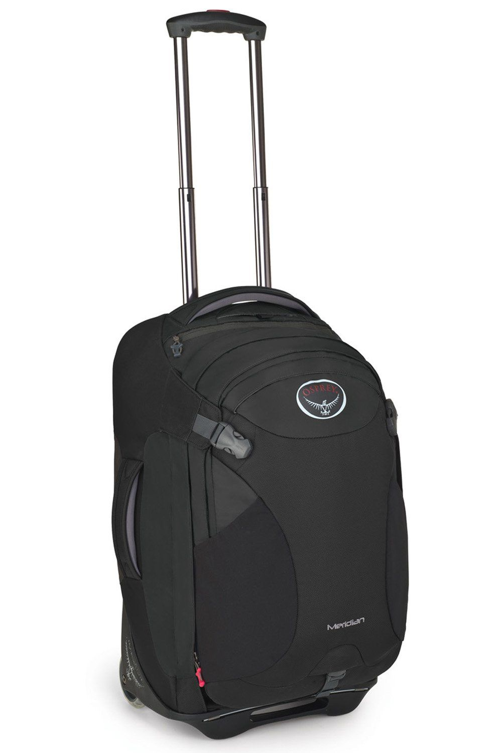 Osprey Sojourn 60 Wheeled Travel Backpack Flash Black  584550665ae97