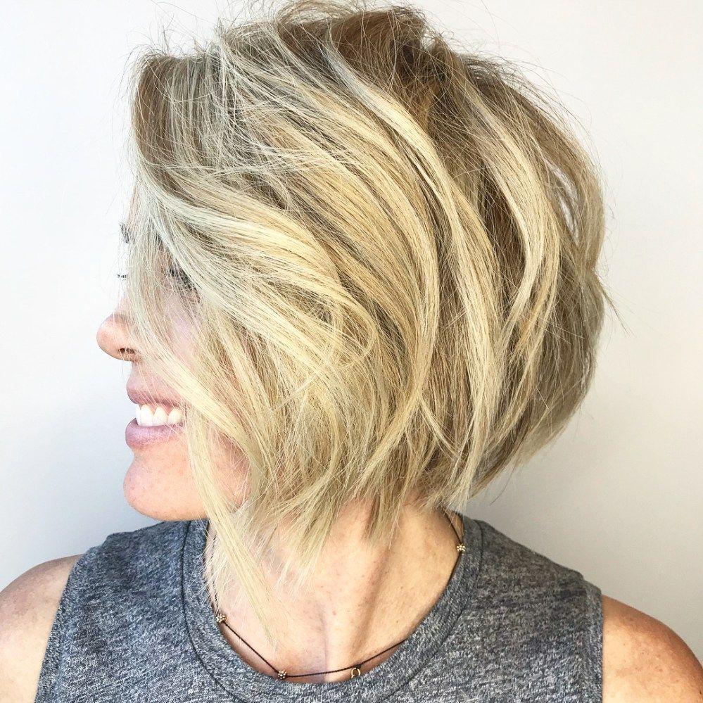 9 Short Choppy Hair Ideas for 9 - Hair Adviser Lange Haare