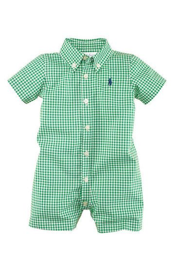 Polo romper how cute! | Baby clothes, Baby boy outfits ...