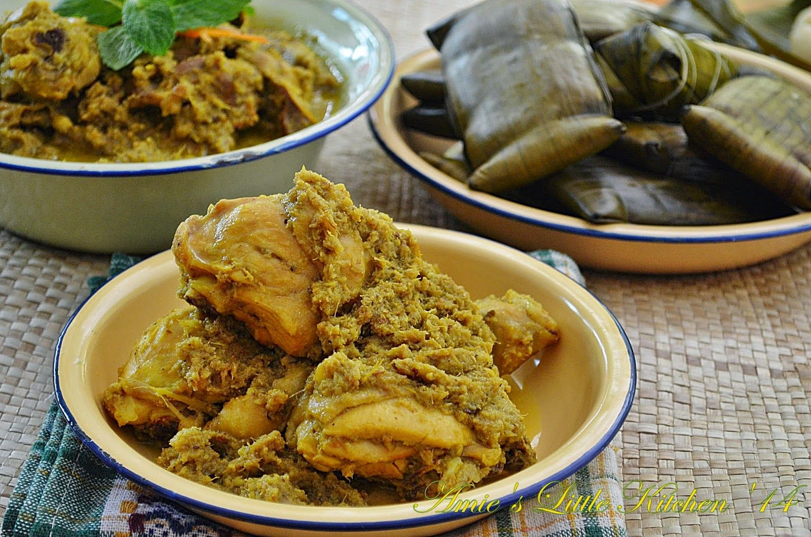 Amie S Little Kitchen Masakan Ala Bugis Resep Masakan Indonesia Resep Makanan Resep Ayam