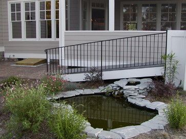 Wheelchair Ramp Landscape Design Ideas, Pictures, Remodel and Decor ...