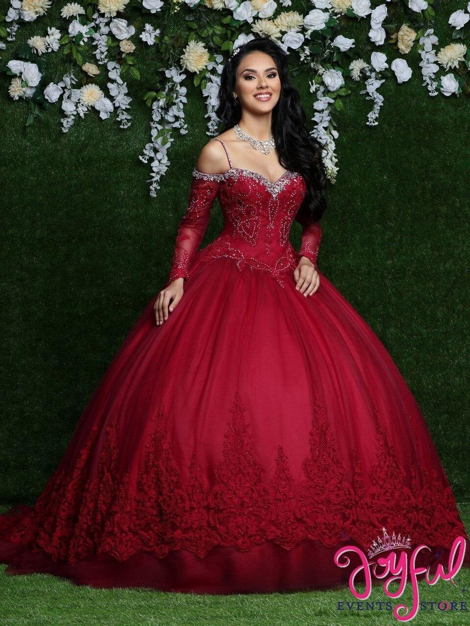 Quinceanera Dress 80450 Long Sleeve Ball Gowns Quince Dresses Quinceanera Dresses [ 1280 x 960 Pixel ]