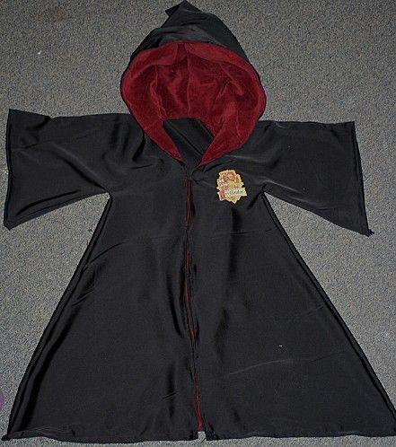 acheter en ligne vente chaude pas cher prix plus bas avec La robe de sorcier d'Harry Potter | Harry Potter | Robe de ...