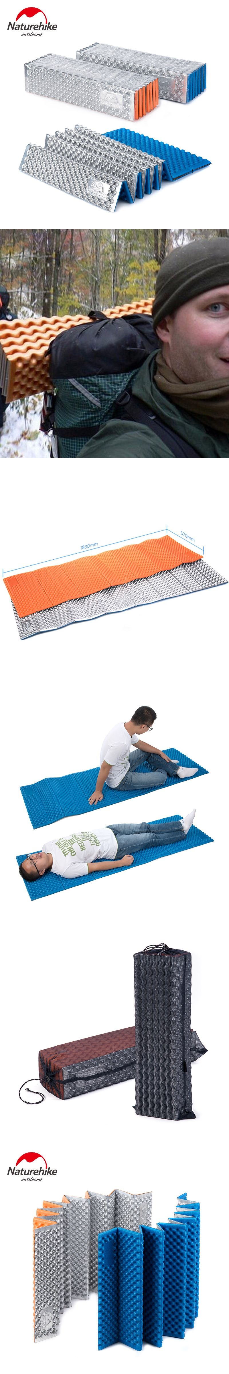 naturehike portable picnic mat outdoor moistureproof beach camping