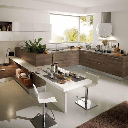 Pin de Stephanie Rodas en Depa | Mesas de cocina, Cocinas y ...