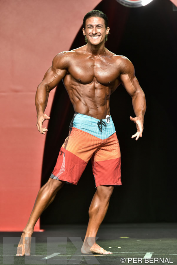 Sadik Hadzovic - Men's Physique - 2015 Olympia | Physique, Male physique,  Muscle fitness