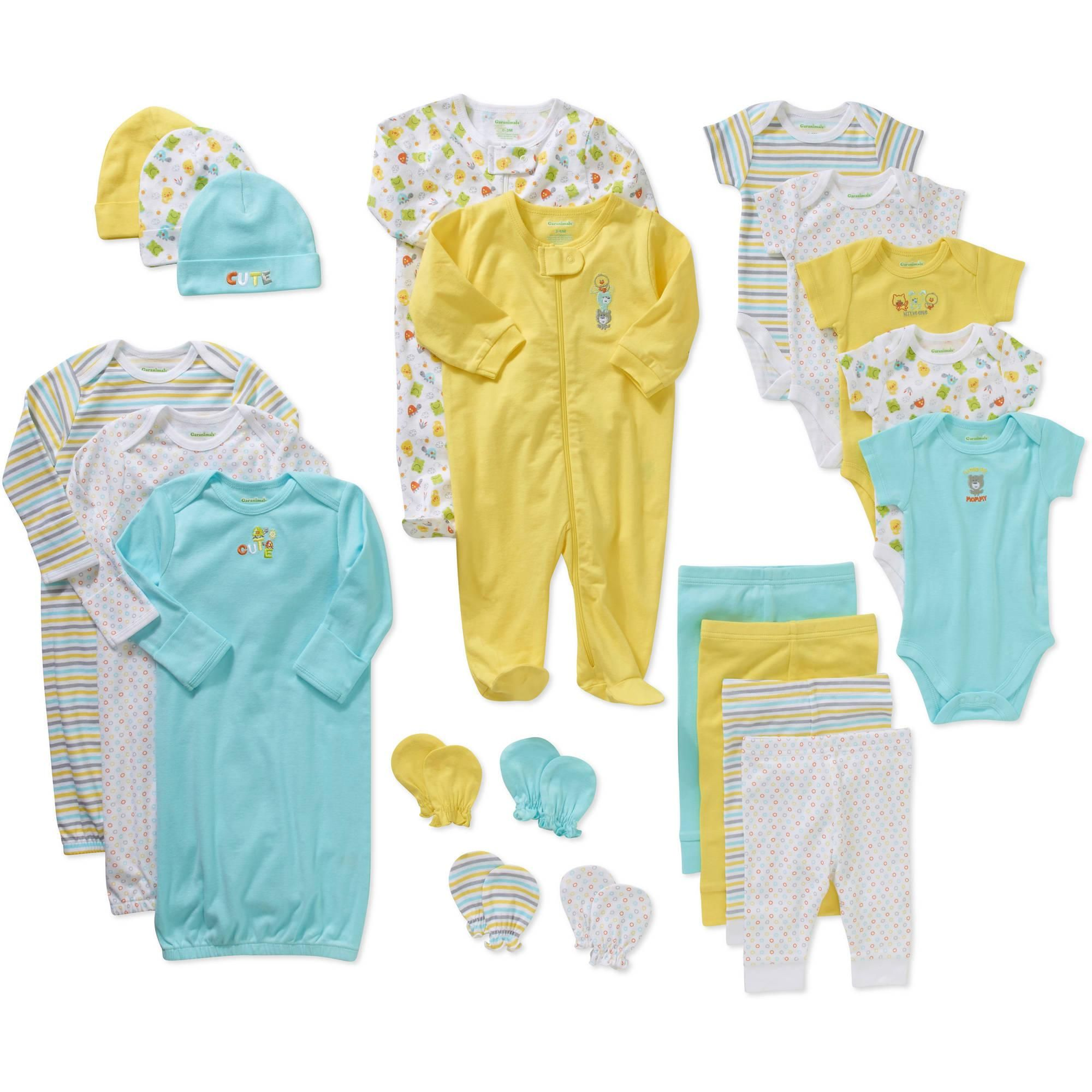 baby boy or baby girl unisex baby boy or baby girl 21 pc layette gift