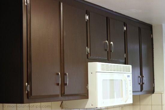 renovacion cocina pintura correcta para los muebles | ideas ...
