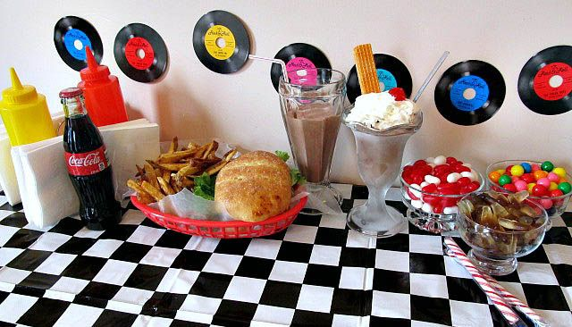 new years eve party theme ideas - Google Search | Diner ...