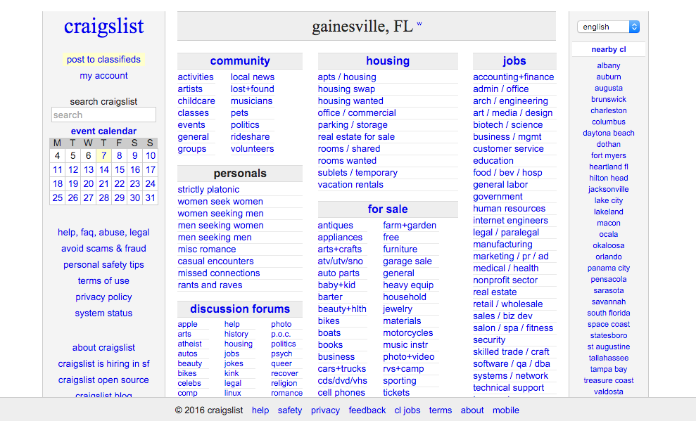 Craigslist Lakeland Jobs News and information for the florida keys from key west to key largo. heraldo
