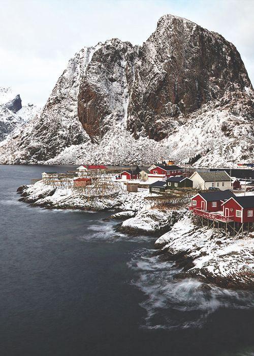 Lofoten Norway Places To Go