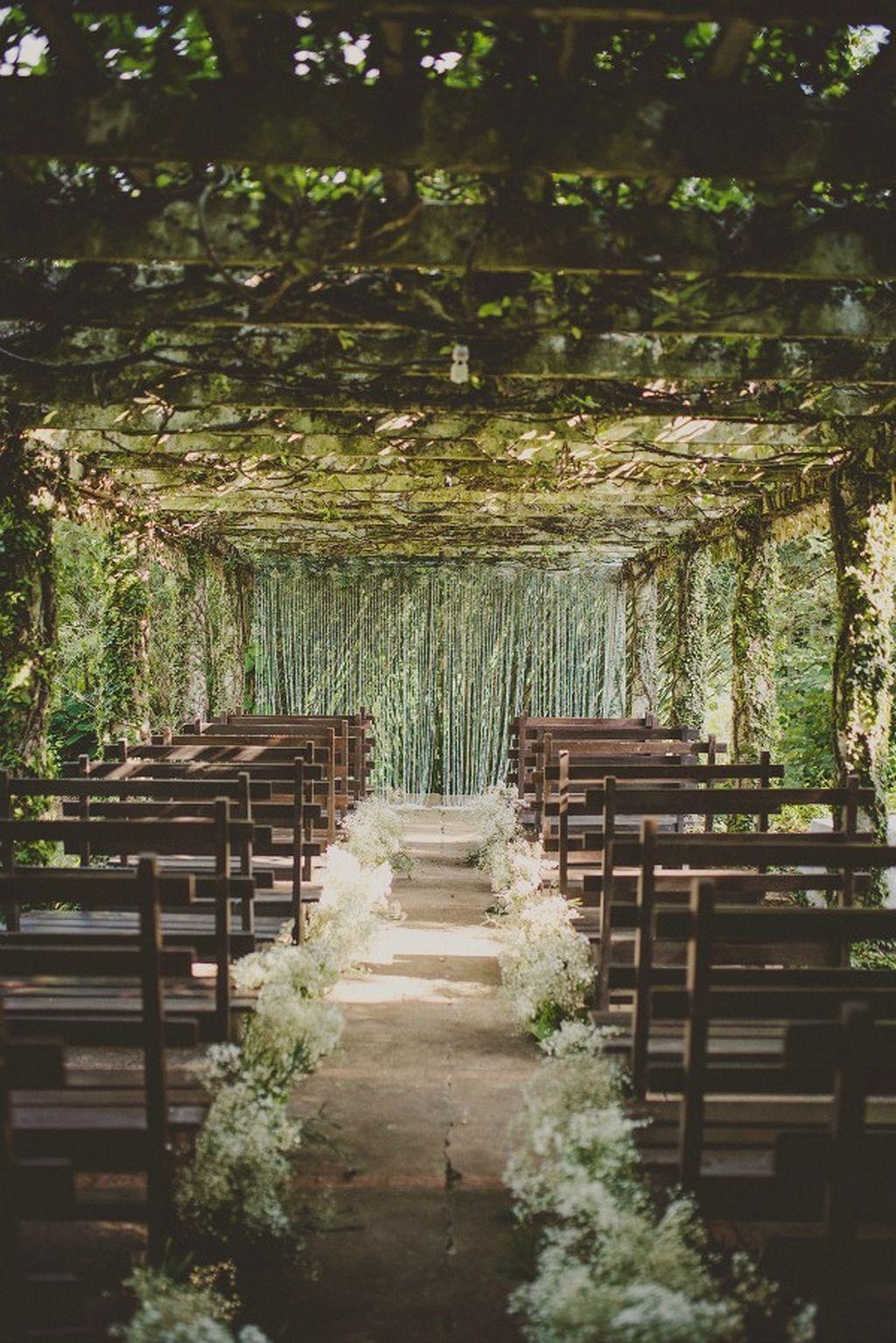 Budget wedding 100 Forest Wedding Ideas