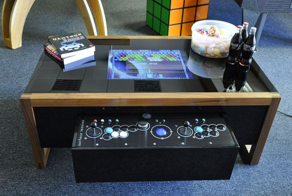 Arcade Coffee Table IDI Design