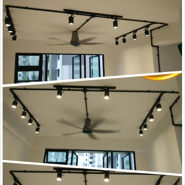 Kitchen Ceiling Lights Singapore: Package Price For Hdb Living Room. No Hidden Cost