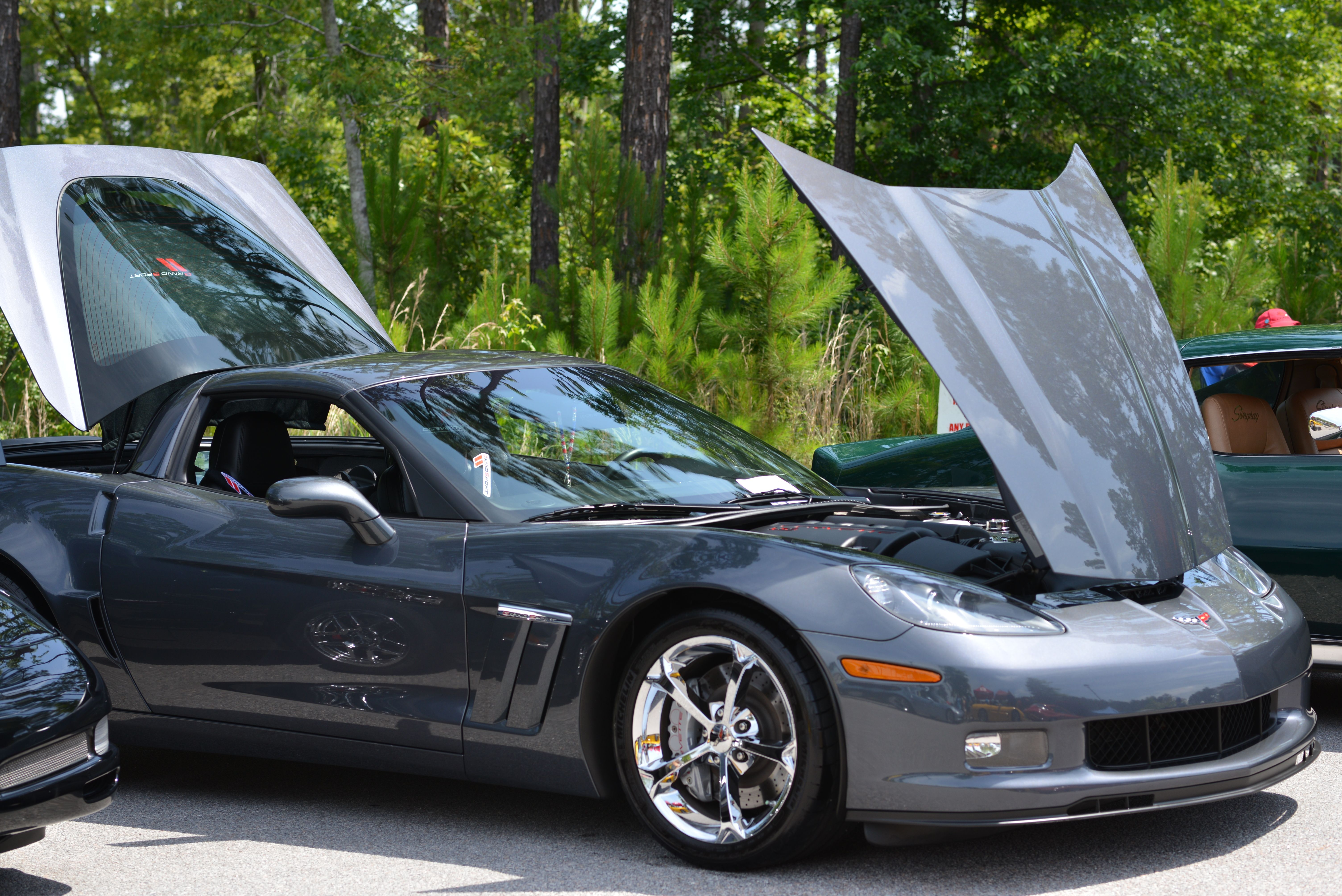 ZR1 Corvettes at Hilton Head by DJF