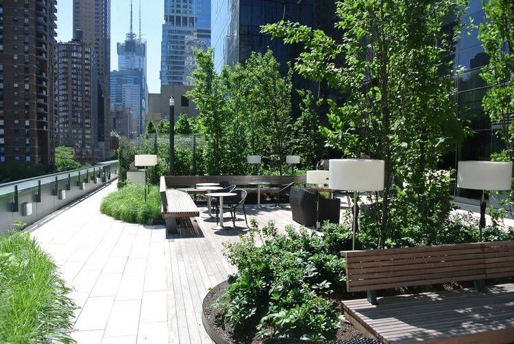 Jardin sur le toit –10 aspects à considérer pour un jardinage ...