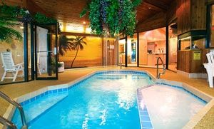 1 Night Stay For Two With A Romance Package At Sybaris Pool Suites