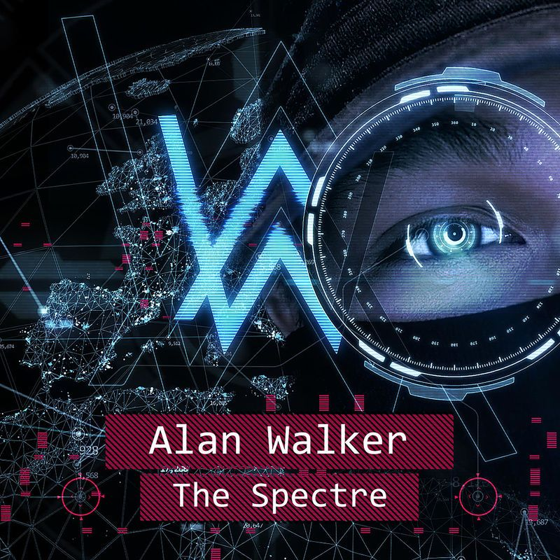 Alan Walker The Spectre Mp3 Download Free 320 Kbps Fondos De Musica Electronica Memes De Musica Electronica Caminadora