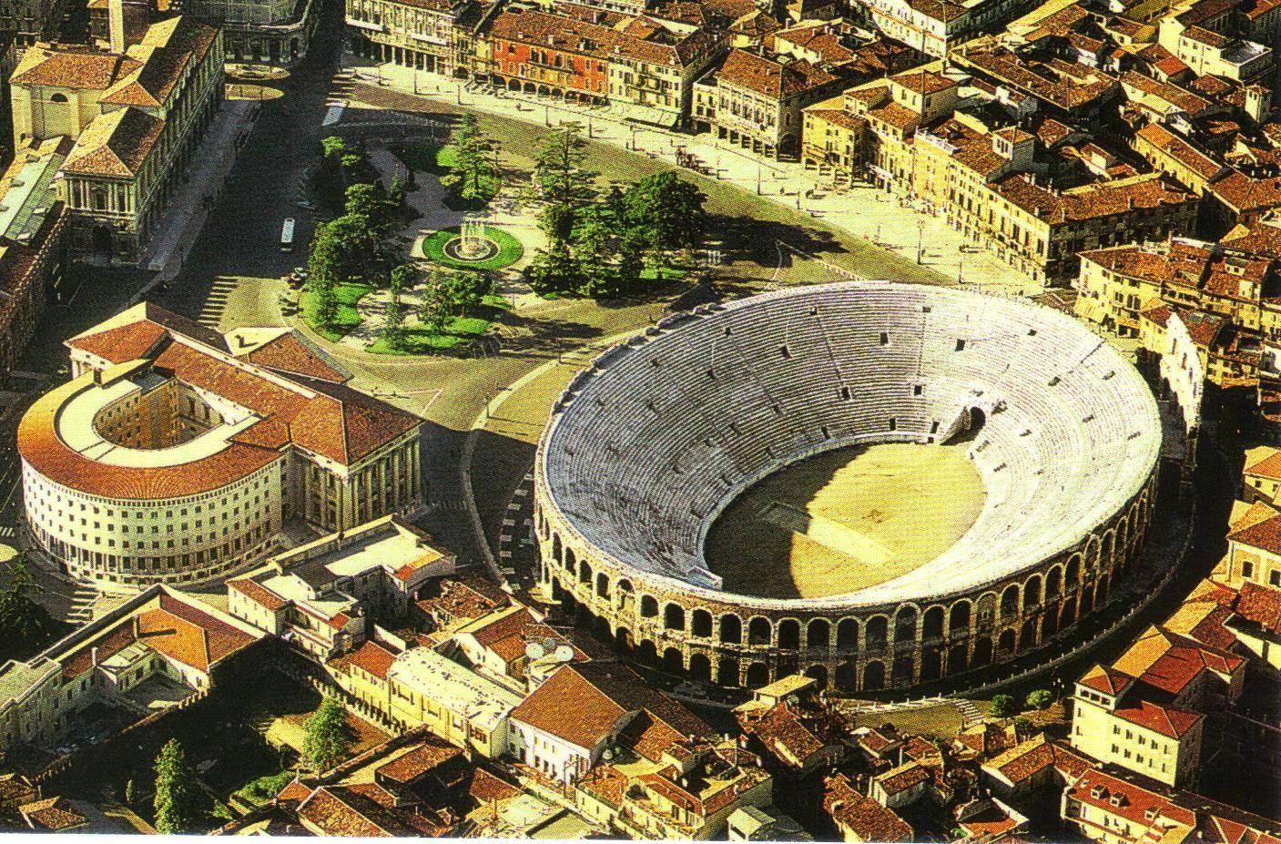 "Verona the ""Arena"""