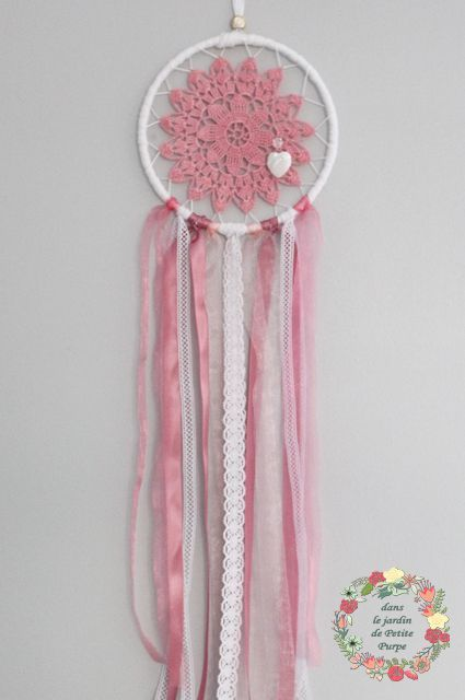 Attrape rêves bohème - Sweet candy Dream catchers and Catcher