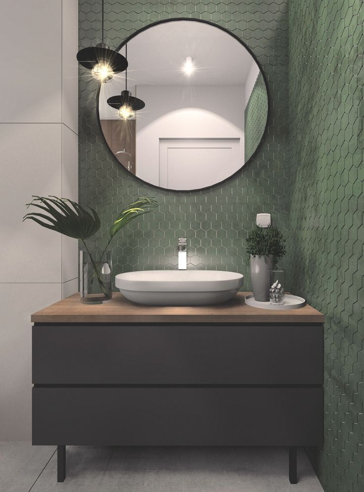 Photo of Bathroom up Behance