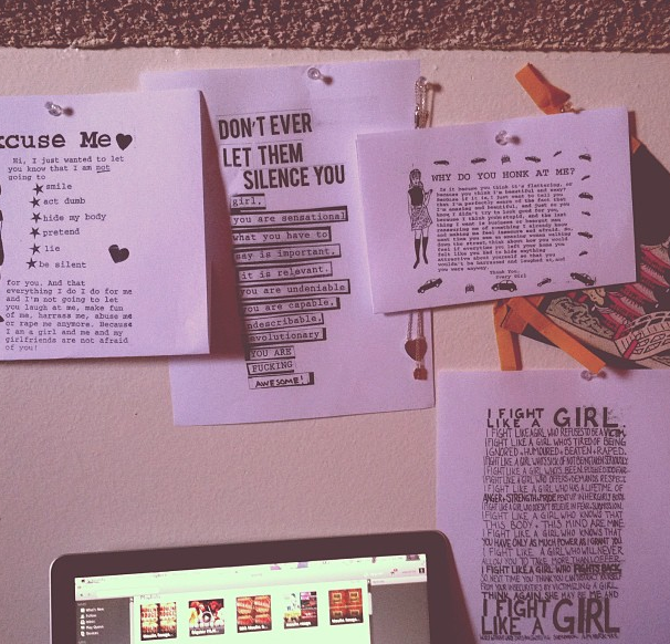 Your Toolkit For Being a Modern Day Riot Grrrl