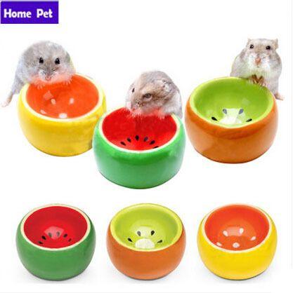 Online Get Cheap Ceramic Hamster Bowl Aliexpress Com Alibaba Group Hamster Toys Hamster Diy Hamster Toys