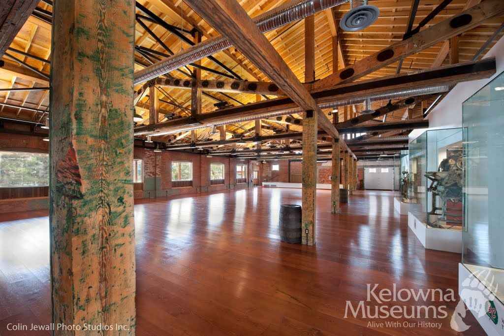 The Laurel Packinghouse Located In The Heart Of Kelowna