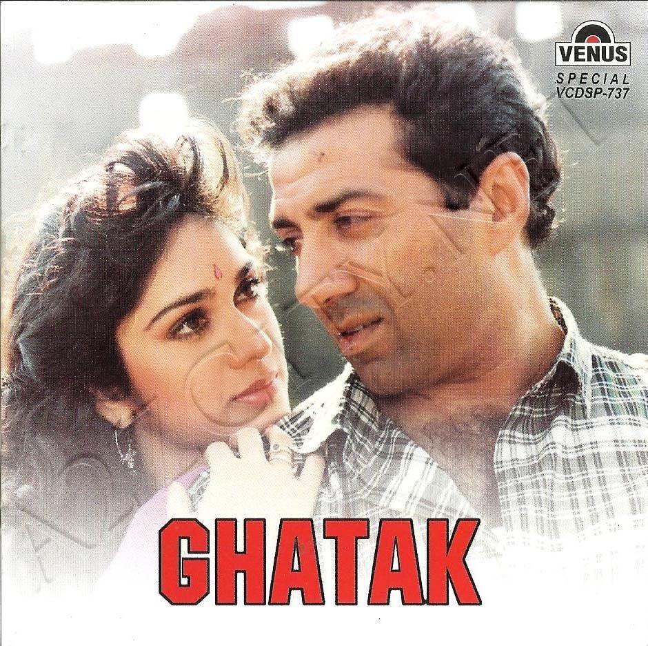 Ghatak 1996 Flac Best Bollywood Movies Bollywood Movies Bollywood Posters