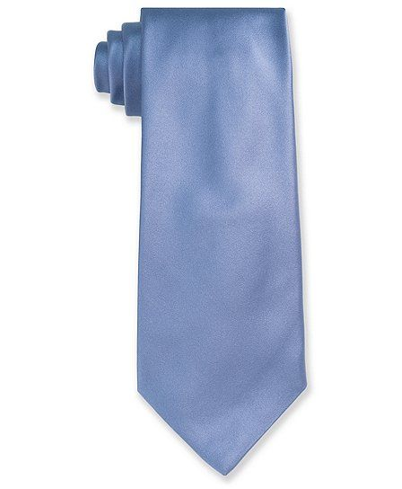 724c7e1536fb Golden Fleece® 7-Fold Light Blue Satin Tie |