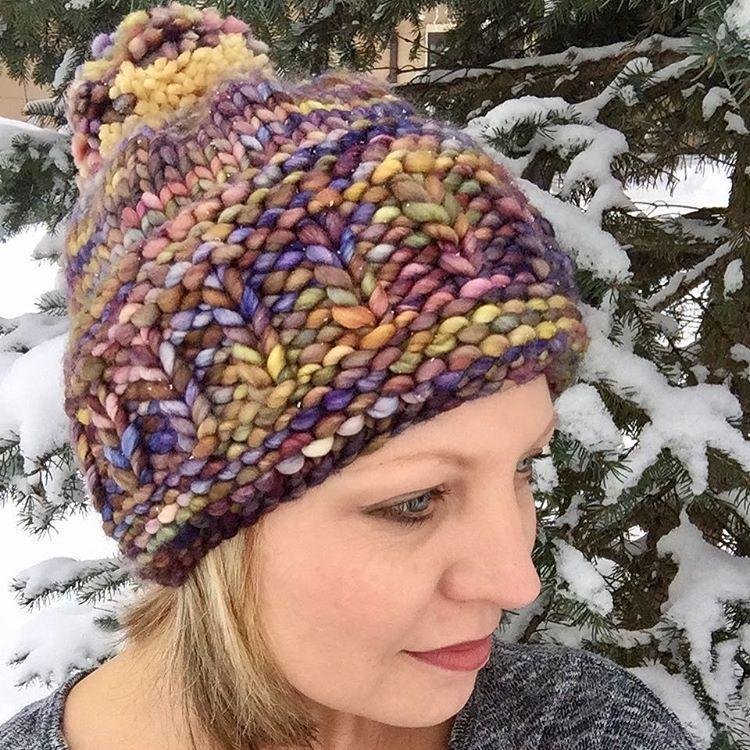 Hogsmeade Hat by AuntyKaren Knits f59d253b39e