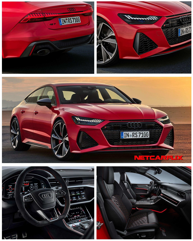Audi A7 2020 Black Edition: Pictures, Images, Photos