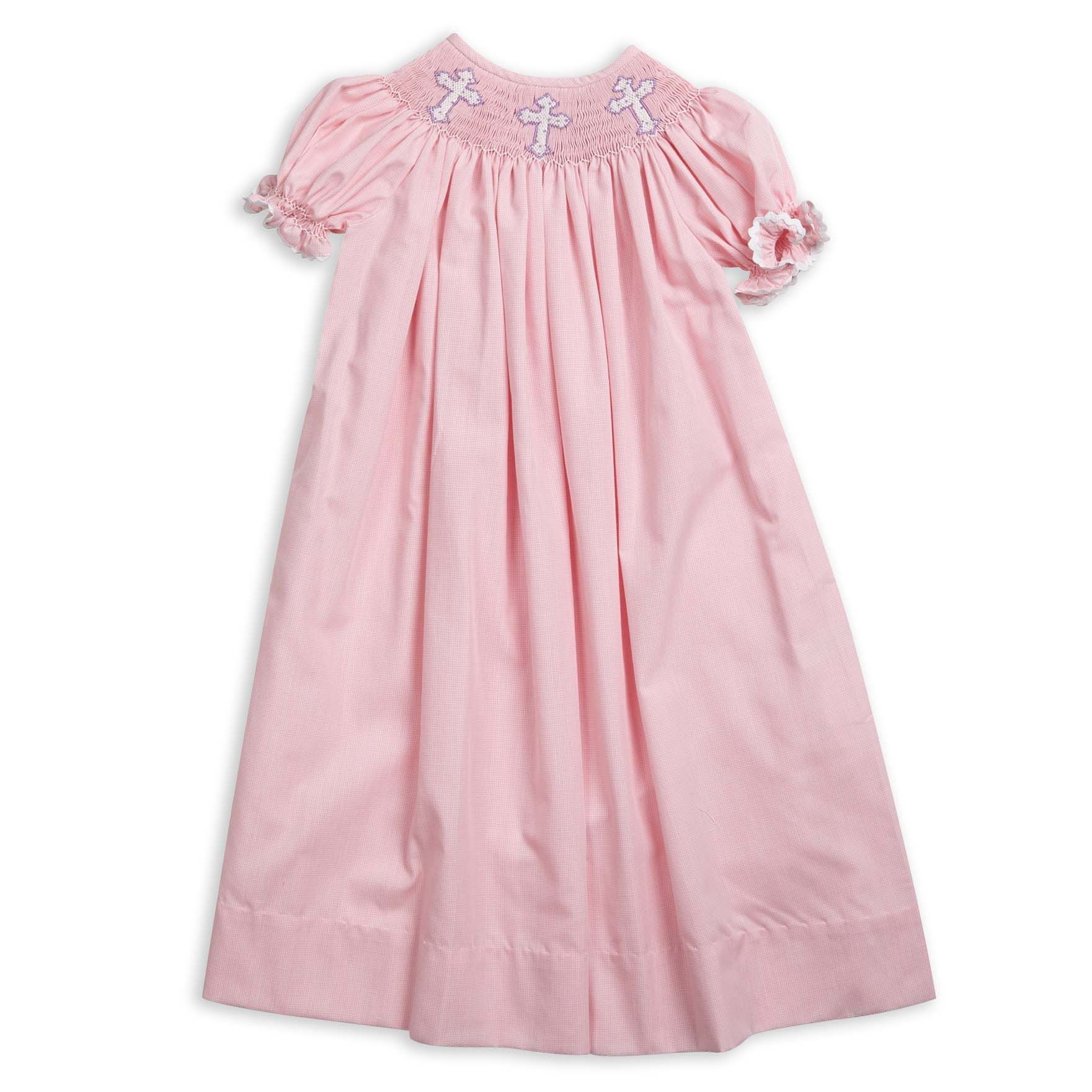 http://www.lollywollydoodle.com/collections/smocking-girls/products/pink-microcheck-cross-smock-dress