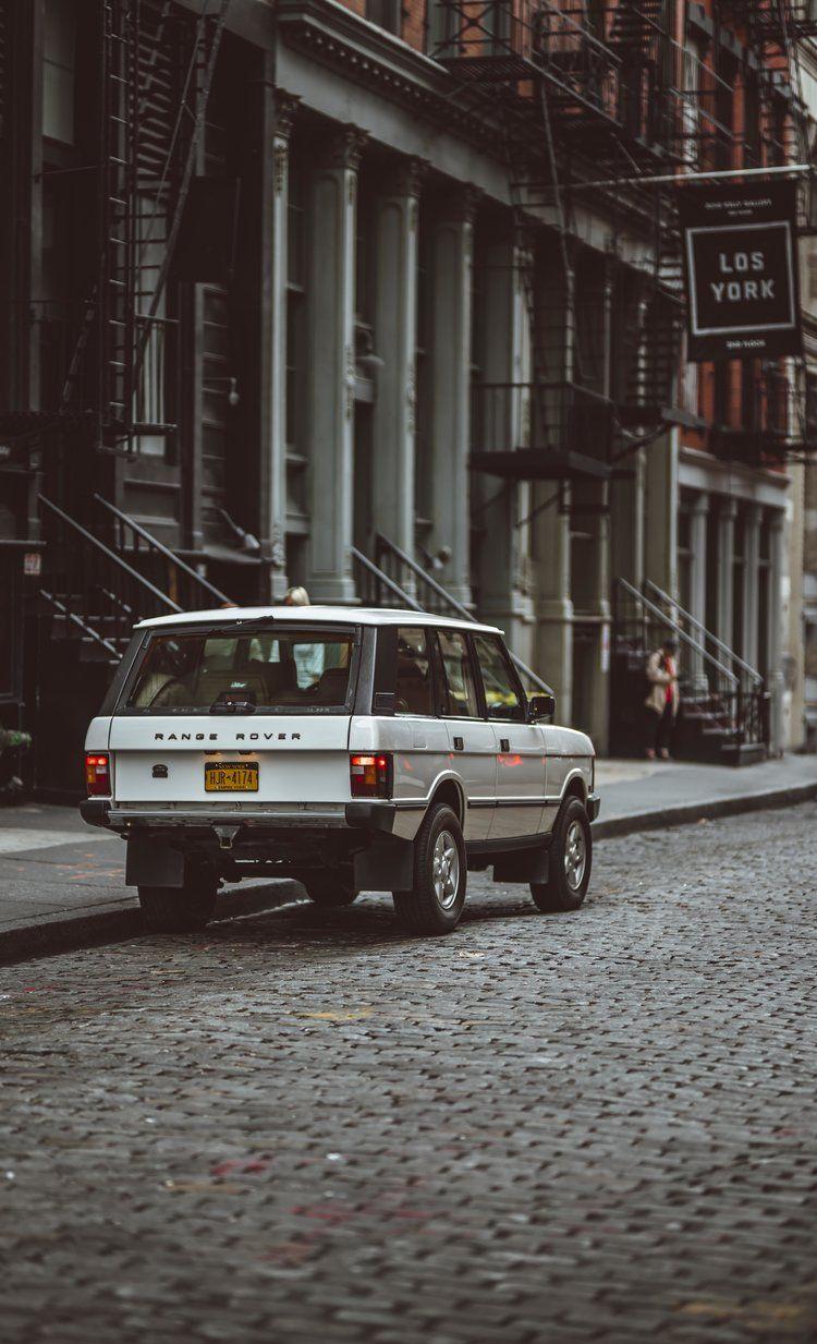 1995 Range Rover Classic Brooklyn Coachworks Range Rover Classic Range Rover Range Rover White