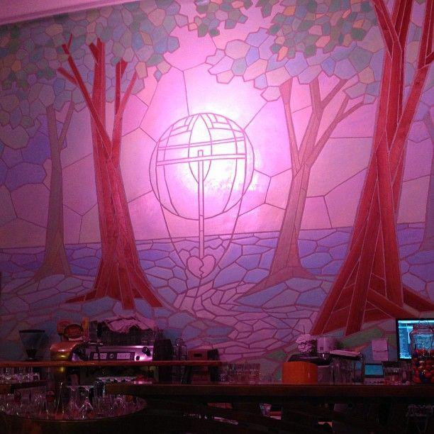 Art cafe Dwaze Zaken #fabfood#fablife#amsterdam - @Fab Dutchness/ Dominique Dixon- #webstagram