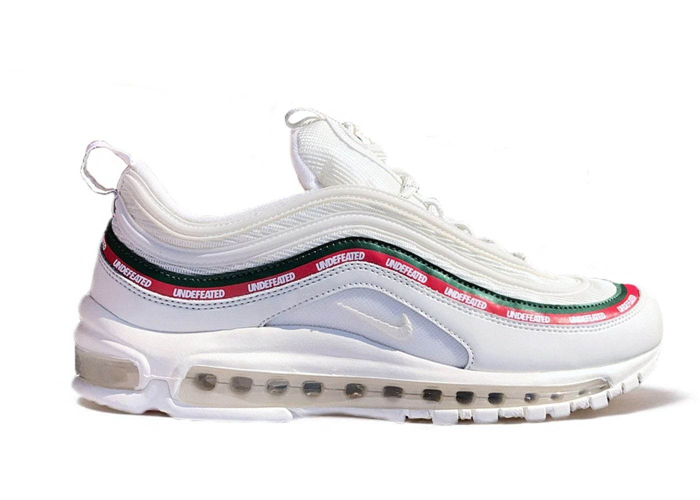 Check out the Air Max 97 UNDFTD White available on StockX 90fdcb3fc5f3