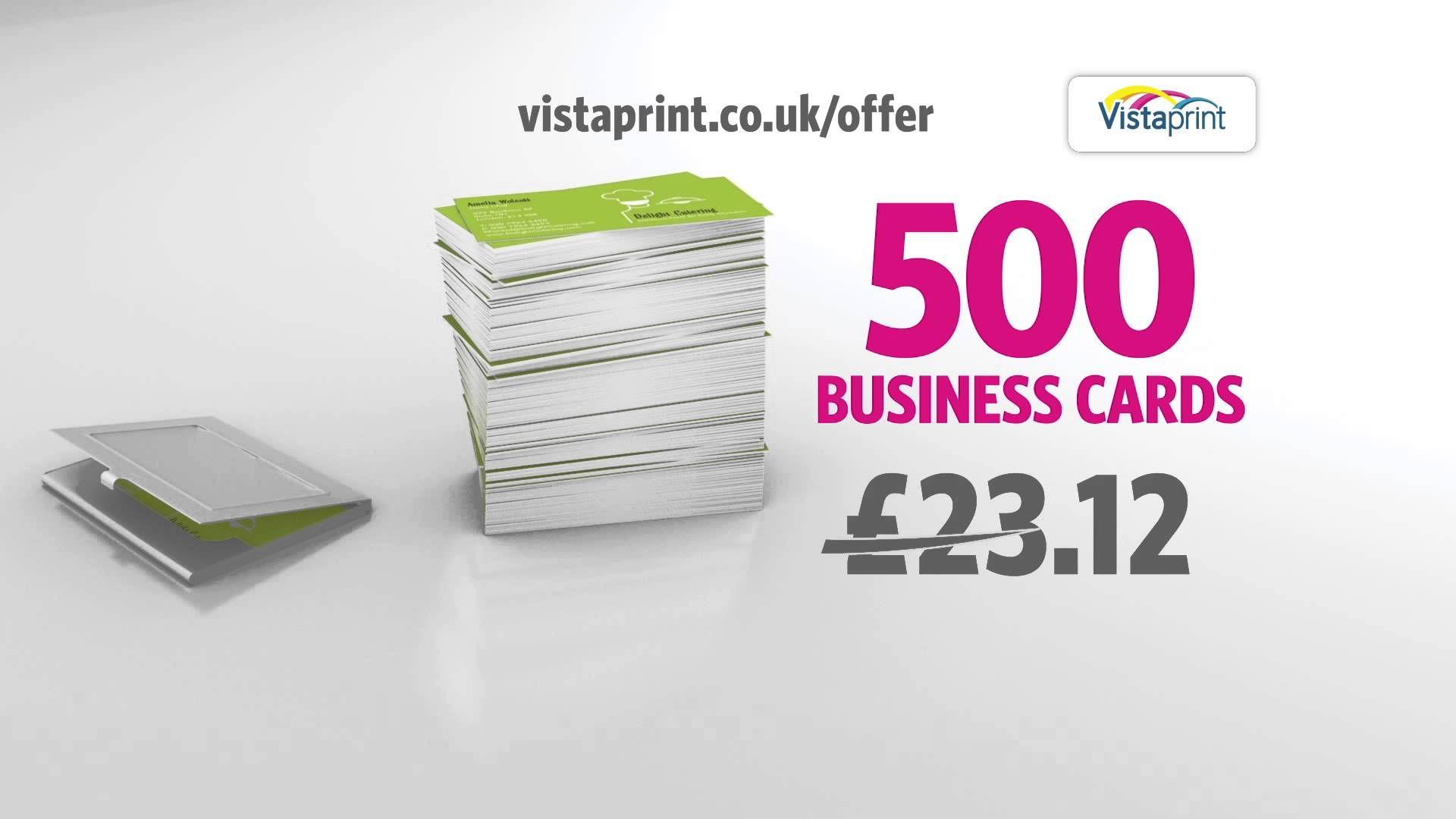 Vistaprint Visitenkarten Abmessungen Mit Vistaprint