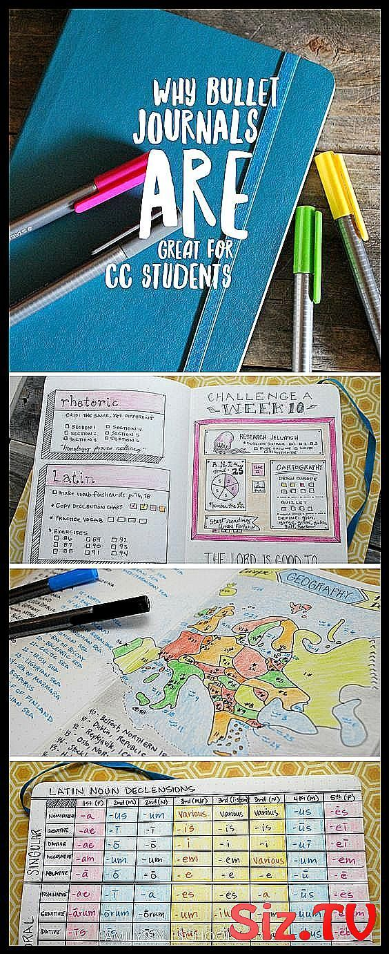 Why Bullet Journals Are Great for CC Students My k Why Bullet Journals Are Great for CC Students My k