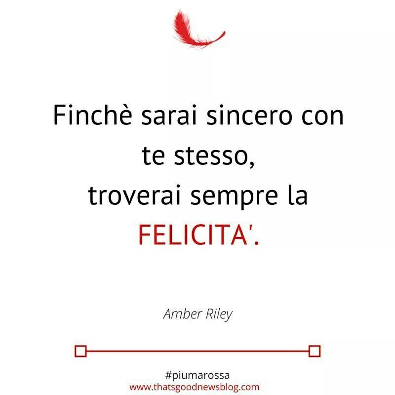 #piumarossa #citazioni #felicità