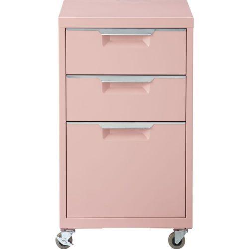 Image Result For Pastel Pink Filing Cabinet