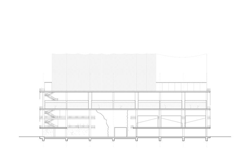 NP2F Architectes ARCH ╳ PLANS COUPES Pinterest Arch and - general evaluation template