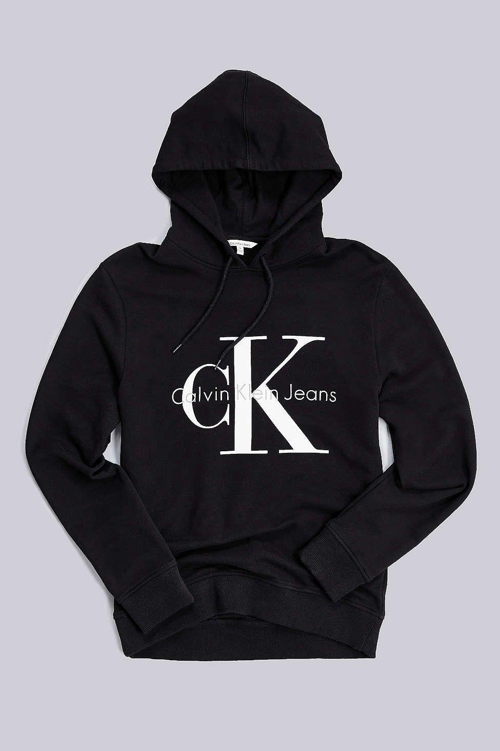 Calvin Klein Jeans Reissue Hoodie Sweatshirt Calvin Klein Sweatshirts Calvin Klein Outfits Calvin Klein Hoodie