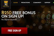 Kings Chance Online Casino R250 Free Bonus No Deposit Online