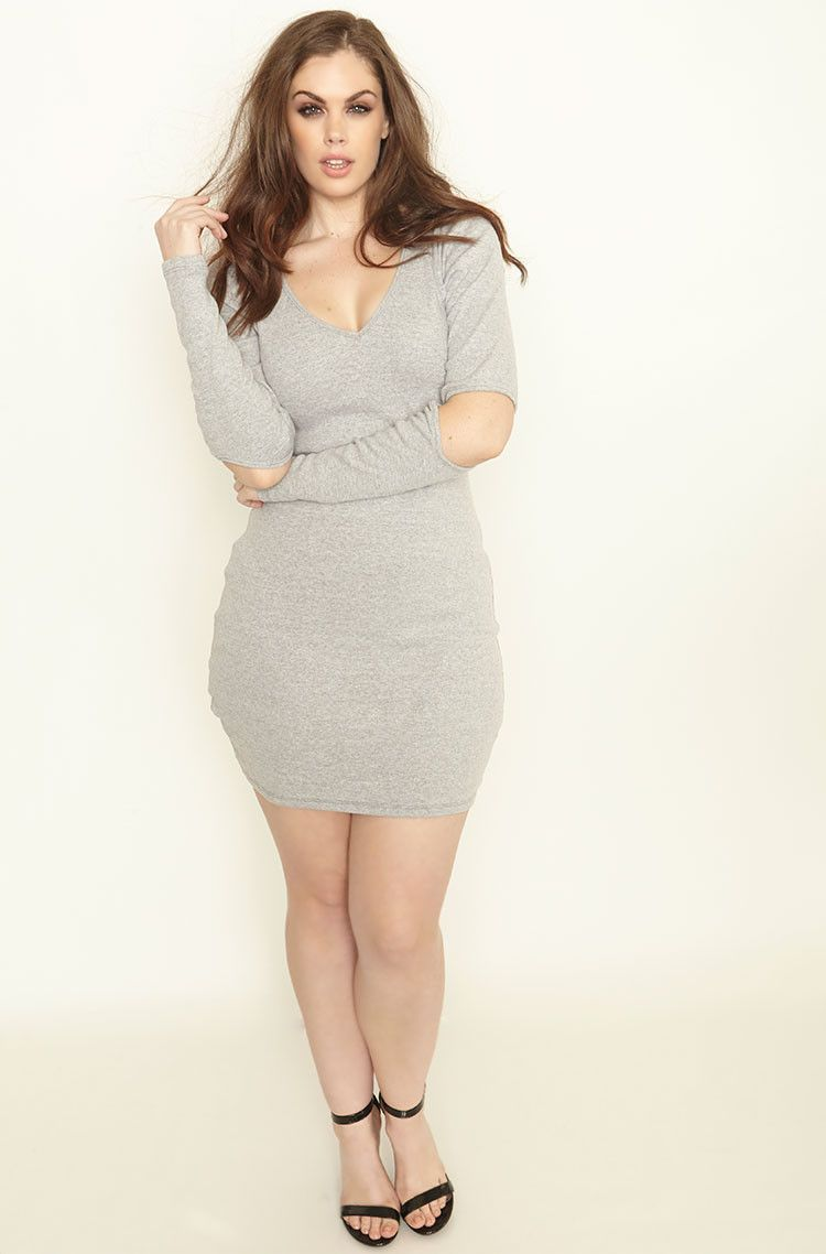 415f940a9dc85 disconnected-gray-cut-out-sleeve-ribbed-mini-dress-chloe-003