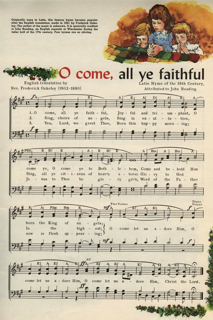 old christmas music books | vintage music | EPHEMERA | Pinterest ...