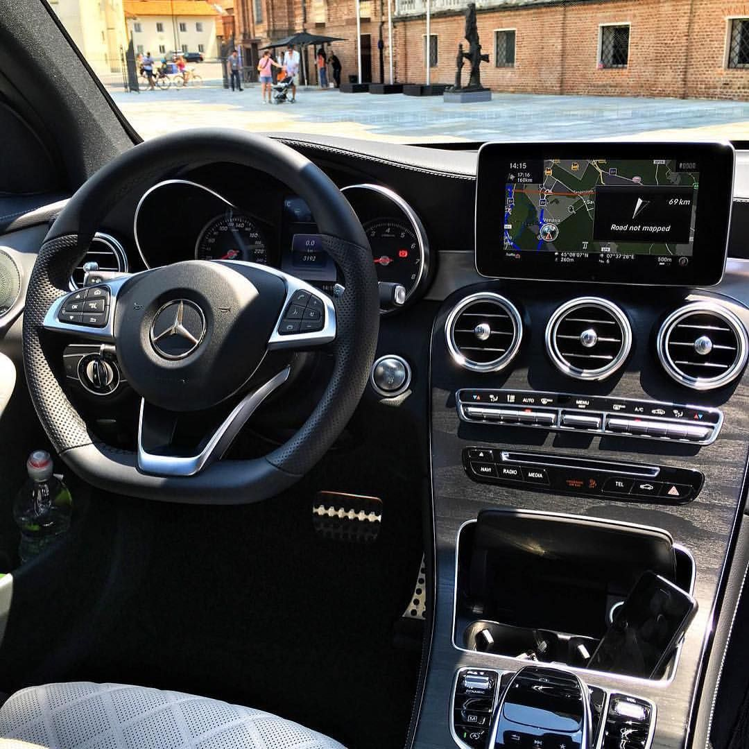 Santanya Is Showing The Interior Of Mb Glc300 Send Us Your Photo