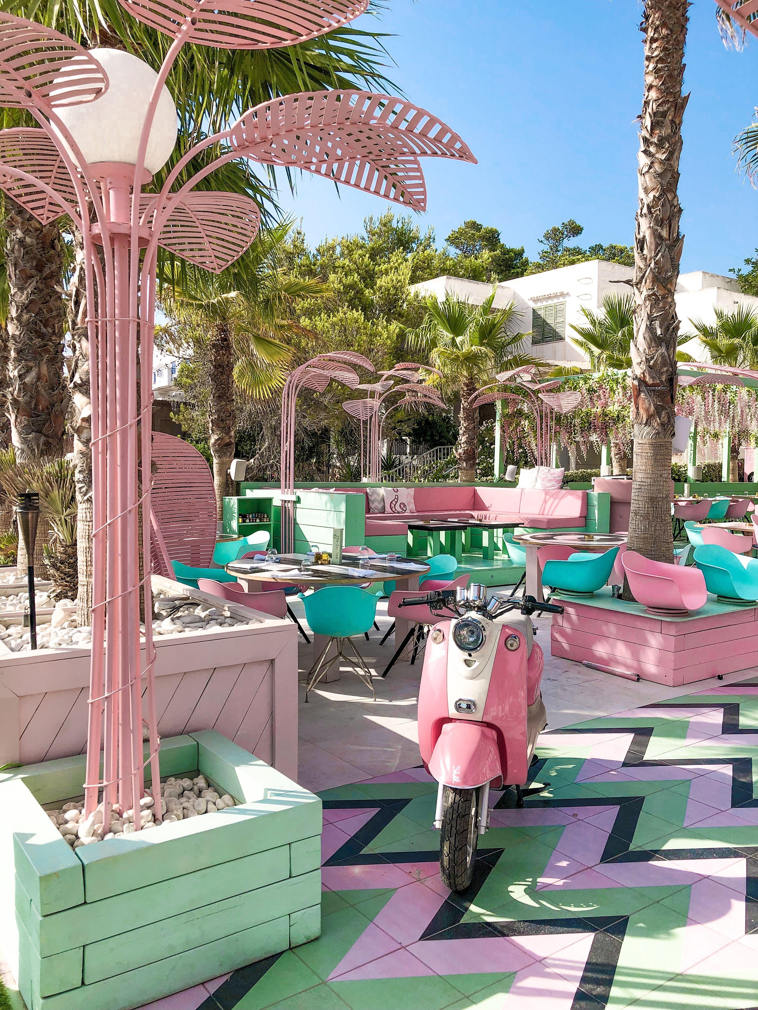 Wi Ki Woo Ibiza Hotel Hotel Room Design Hotel Interior Design Ibiza