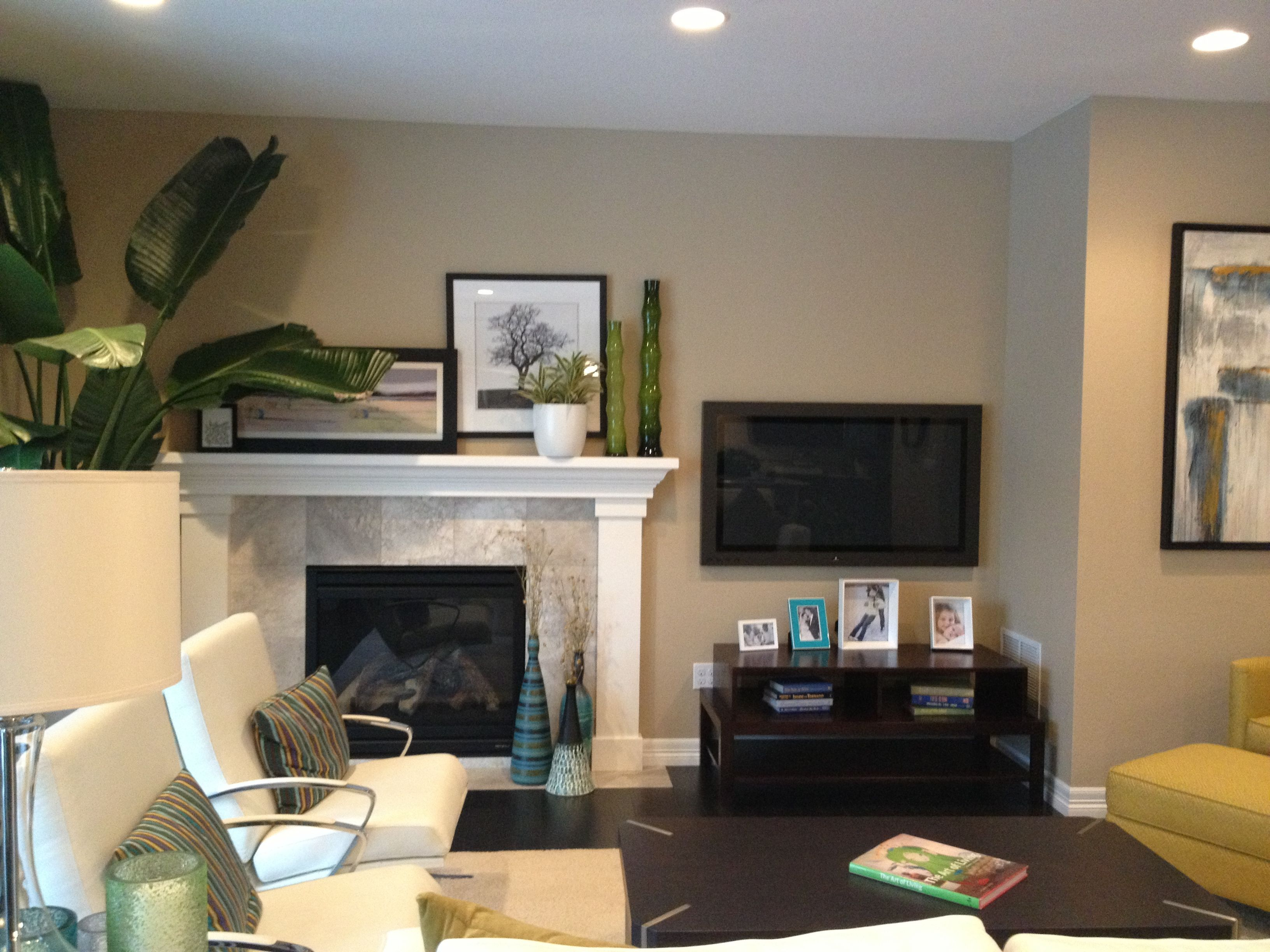 20 Clever Tricks of How to Craft Living Room Ideas With Fireplace ...